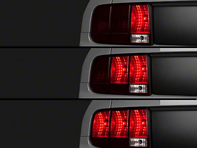 2016 mustang sequential lights raxiom mustang smoked lights 49066 05 09 all free