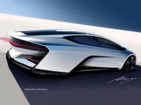 Future Honda Cars Honda Fcev Concept Car Design