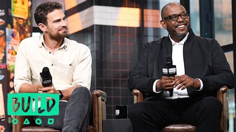 forest whitaker netflix film theo james forest whitaker discuss the new netflix film