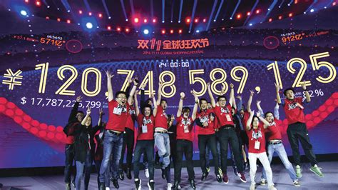 alibaba singles day alibaba reveals what makes the chinese click raconteur