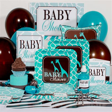 Blue Safari Baby Shower Decorations by Smart Tips To Get Economical Baby Shower Tableware Baby