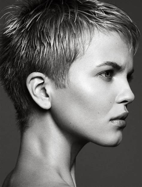womens sideburns styles pixie cut with sideburns short hairstyle 2013