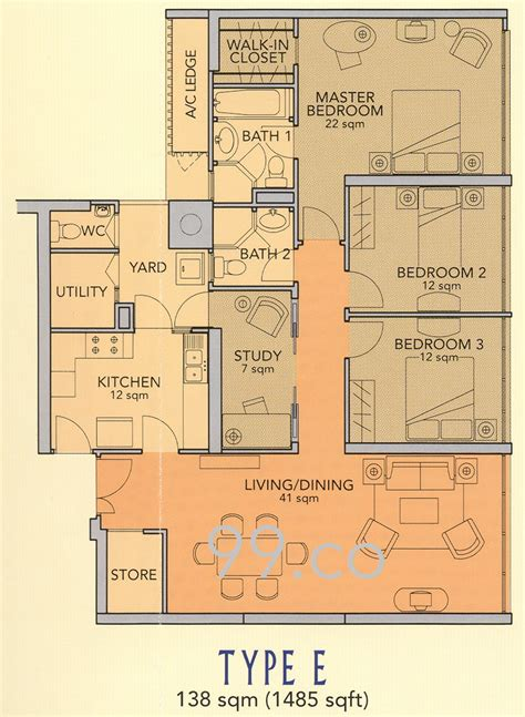 floor plan size 99 co guides how to read your property s floor plan