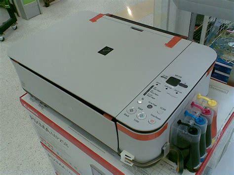 Printer Canon Mp258 Infus canon printer ekacomputer