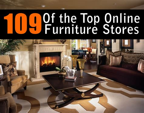 109 of the best furniture stores retailers