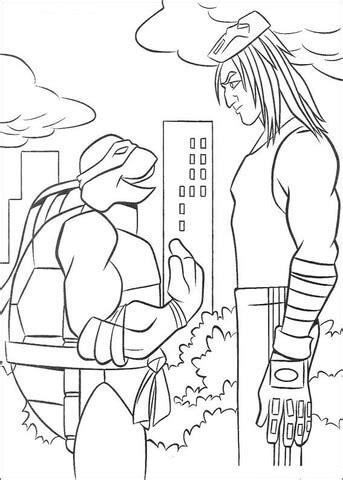 lego agents coloring pages coloriage casey jones qui parle aux tortues ninja