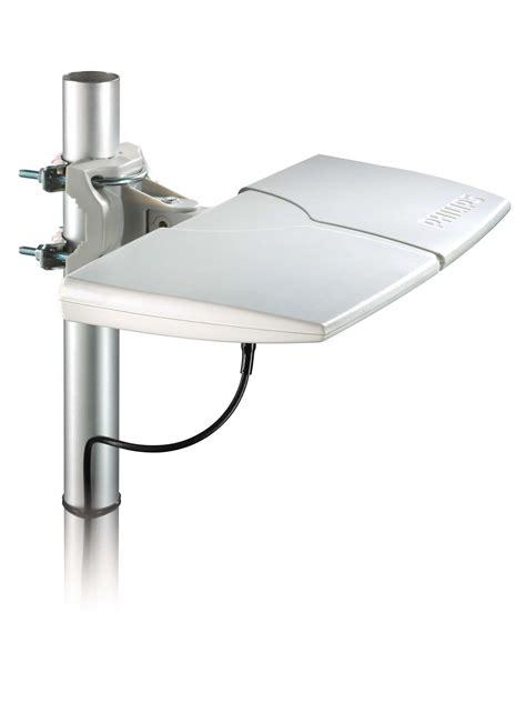 membuat antena tv led indoor digital tv antenna sdv8625t 27 philips
