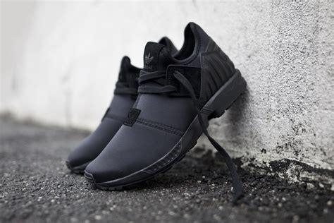 adidas zx flux plus one black sneaker hypebeast