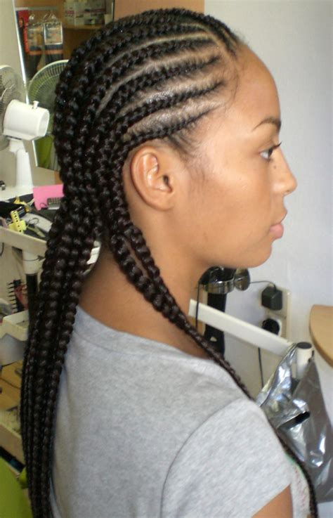 types of braiding hair weave cornrows on pinterest