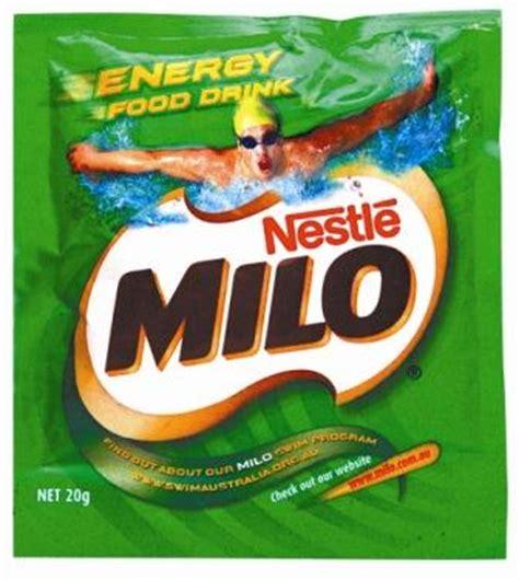 Milo Sachet Milo Large Cup Sachets 20g X 100ctn Jasco Dist
