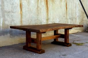 portfolio minooka dining table offerman woodshop