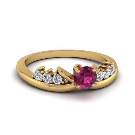 flower pattern engagement ring seven stone floral pattern ring fascinating diamonds