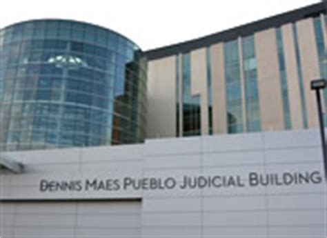 Pueblo County Court Records Colorado Judicial Branch Pueblo County Homepage