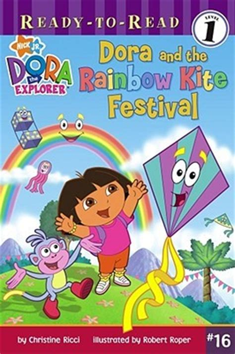 the explorer books and the rainbow kite festival by christine ricci