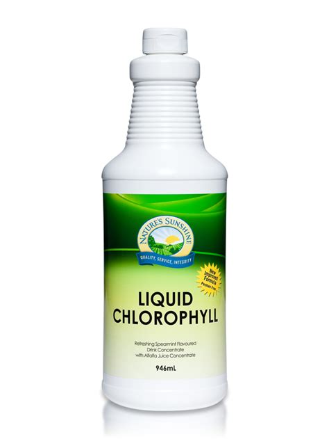 Liquid Chlorophyll Khlorofil Klink liquid chlorophyll 946ml nature s products of australia