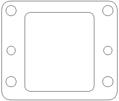 printable gasket templates gasket for remote control tower