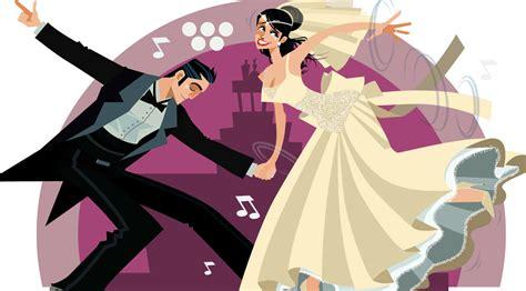 imagenes comicas de bodas danzas y bailes