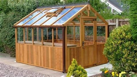 Marvelous Simple Shed Roof House Plans #6: Greenhouse5-640x3601-640x360.jpg?x74756