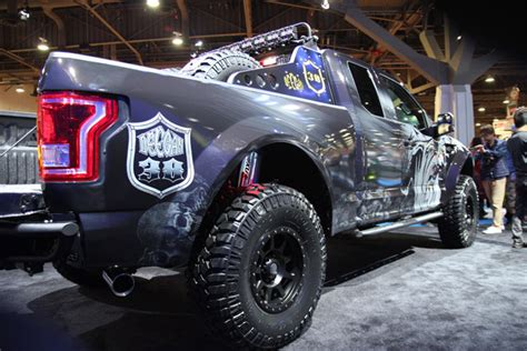 bad boys  sema ford truckscom