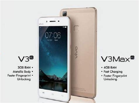 Vivo V3 vivo v3 v3 max specifications features price in india