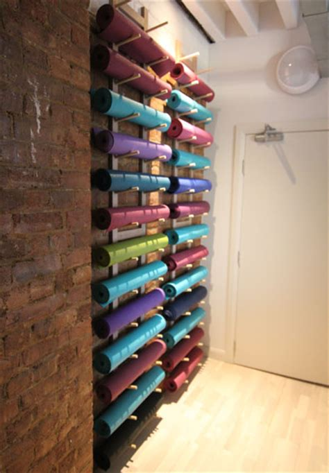 Mat Storage by Advice Offers The Shala