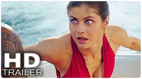 Watch Baywatch 2017 Extended Full Movie Baywatch Red Band Trailer Extended 2017 Youtube