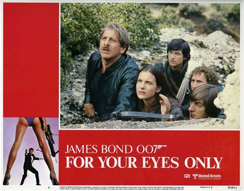 film james bond for your eyes only for your eyes only lobby cards 06