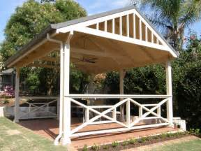 Free Standing Pergola On Patio by Lote Wood Pergola Plans Gable Roof Here