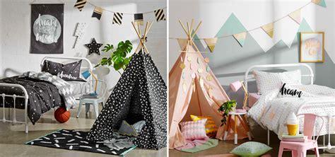 stylish kids bedroom makeovers kmart
