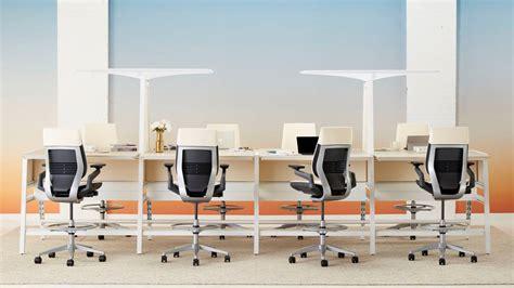 Turnstone Bivi Modern Office Desk System   Steelcase