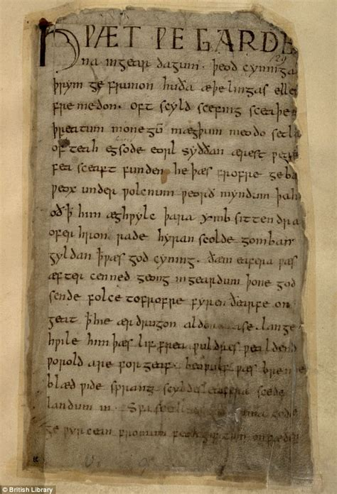 will adaptation of epic poem beowulf be the new of