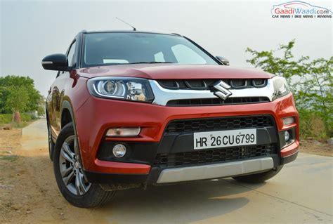 Maruti Suzuki Advertisement Maruti Suzuki S New Gujarat Plant To Manufacture Brezza