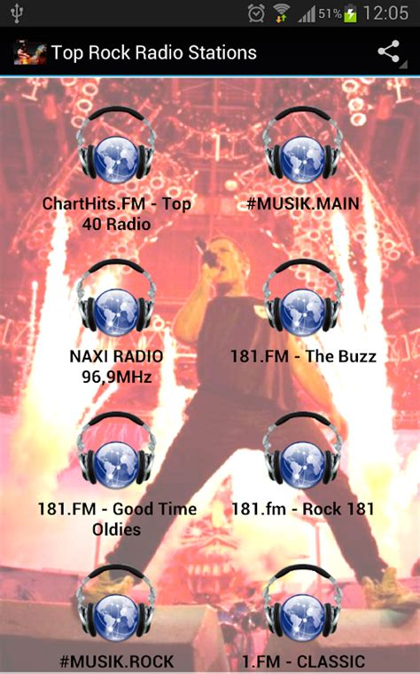 best rock radio top rock radio stations android apps on play