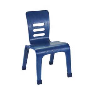 ecr4kids 8 inch bentwood plastic classroom chair for