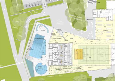 Handicapped House Plans gallery of vandhalla egmont rehabilitation centre cubo