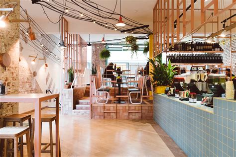 interior design cafe melbourne yellowtrace spotlight australian design news may 2014
