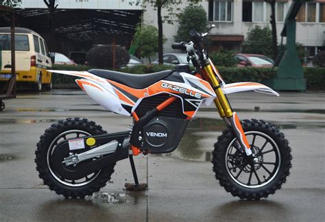 electric motocross bike uk mini moto electric dirt bike gazelle 500w 24v lead acid