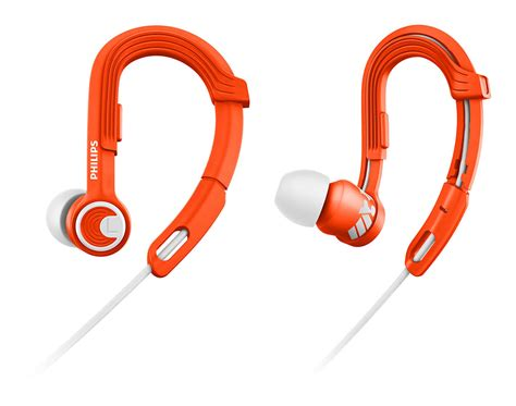 Philips Sports Earphone Shq3300 actionfit sports headphones shq3300or 00 philips