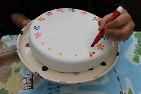 Decorate Your Own Cake by Decorate Your Own Cake Willowcottagegarden
