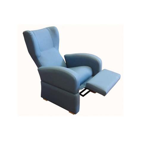 sillon reclinable hospitalario sillon relax orejero brazo desmontable transferencias