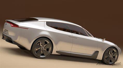 Kaos Otomotif Mobil Kia All New Sportage Siluet Td Baju Mobil Tshirt kia gt concept akan dipermak hingga terlihat siap masuk