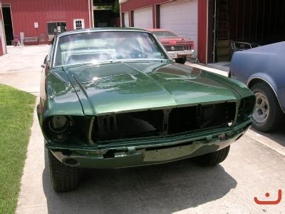 classic mustang of houston restorations category jims paint image paint 8