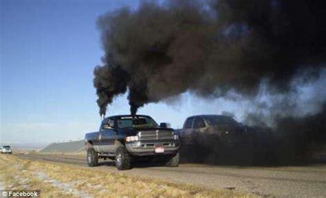volkswagen diesel rolling coal diesel trucks rolling coal