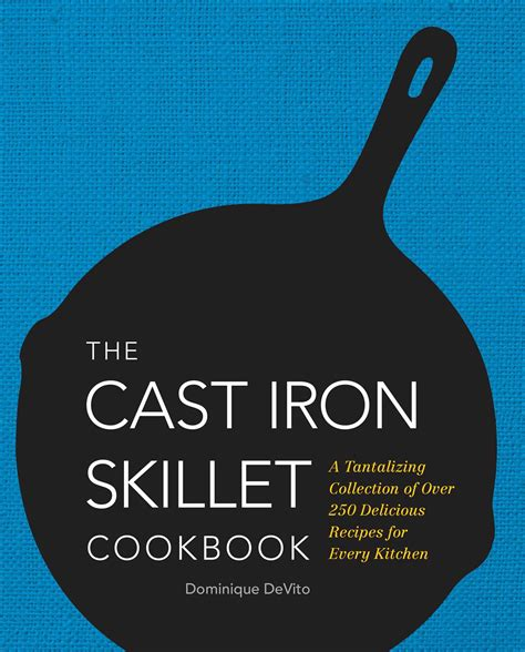 cast iron skillet cookbook 250 cast iron family recipes books the cast iron skillet cookbook book by dominique devito