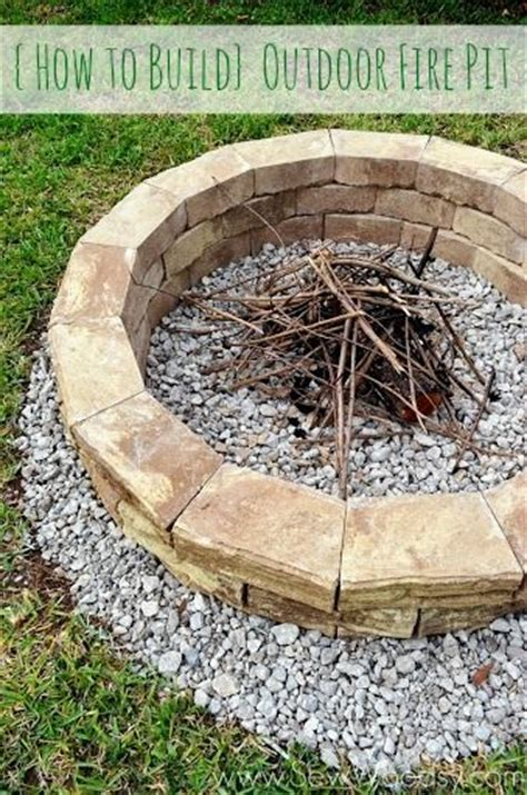 how to build an outdoor pit the world s catalog of ideas