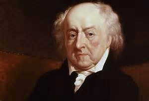 John Adams Cabinet Carroll Bryant The Presidents John Adams