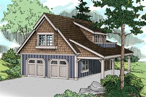 craftsman garage plans craftsman house plans garage w living 20 080 associated designs