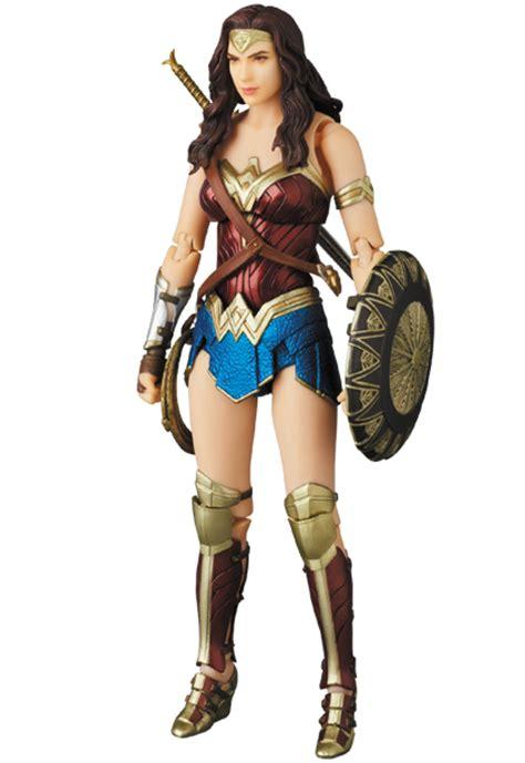 Figure Wonderwoman mafex figure the