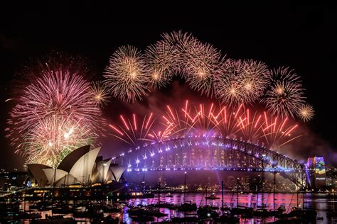 new year in harbour schedule sydney new year s