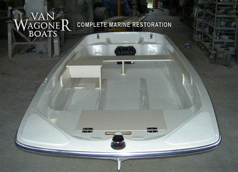 How To Fiberglass A Boat Floor by Fiberglass Boat Floor Repair